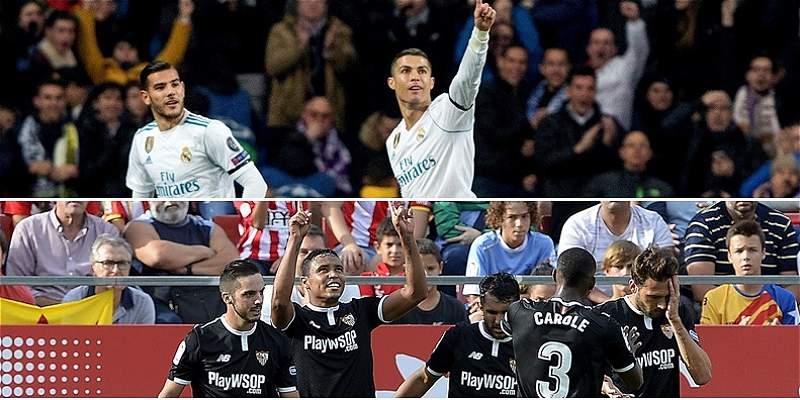 Sevilla, de Muriel, a acabar con racha de 9 años sin ganar en Bernabéu