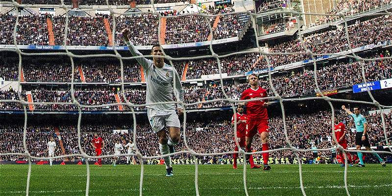 El Sevilla de Muriel recibió una paliza del Real Madrid: perdió 5-0