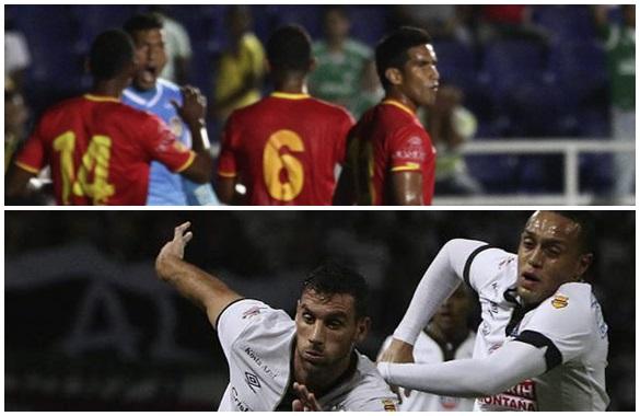 Uniautónoma y Once Caldas no se hicieron daño al igualr 0-0.