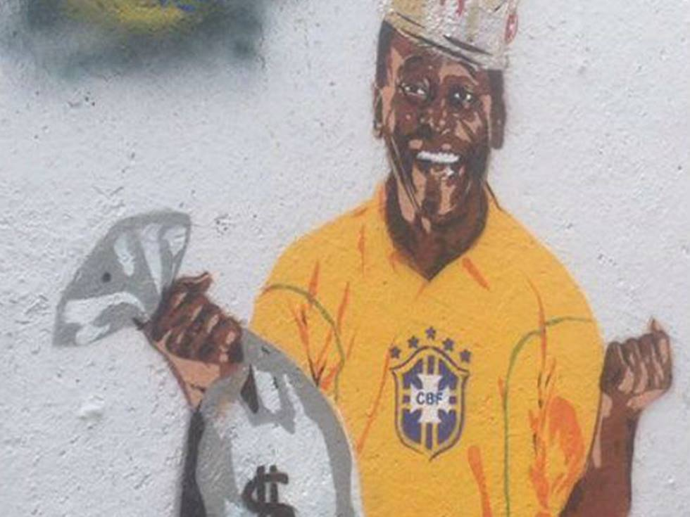 El graffiti Mundial