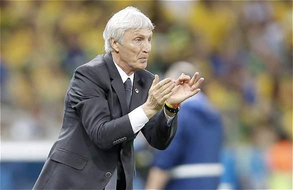 Pékerman llevó a la selección Colombia hasta los cuartos de final del Mundial de Brasil-2014.