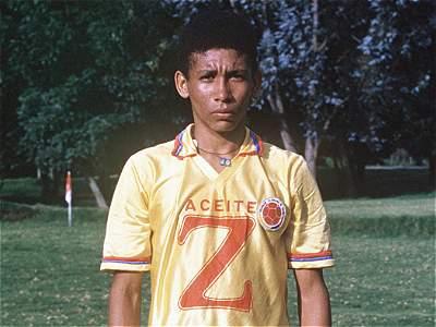 Jugadores colombianos que han jugado un Mundial Sub 17 - Henry Zambrano