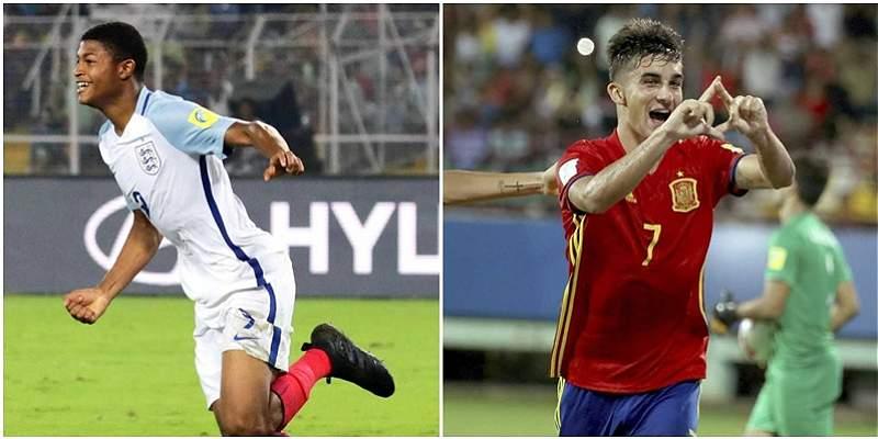 Inglaterra y España