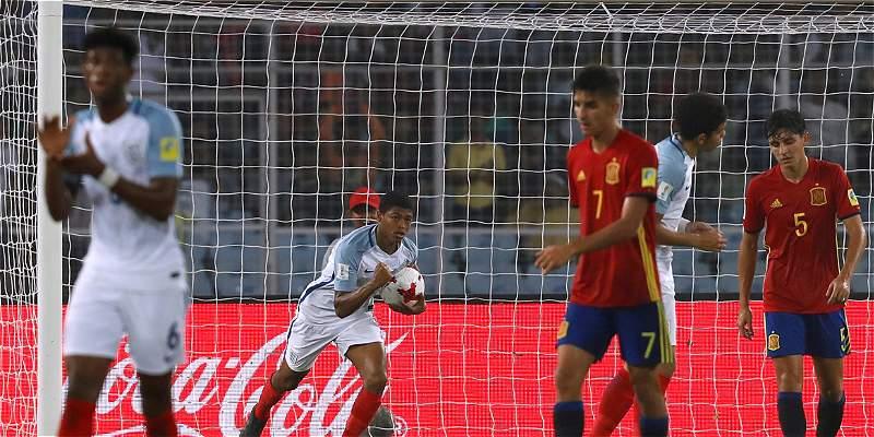 ¡Remontada mundial! Inglaterra venció 5-2 a España y se coronó campeón