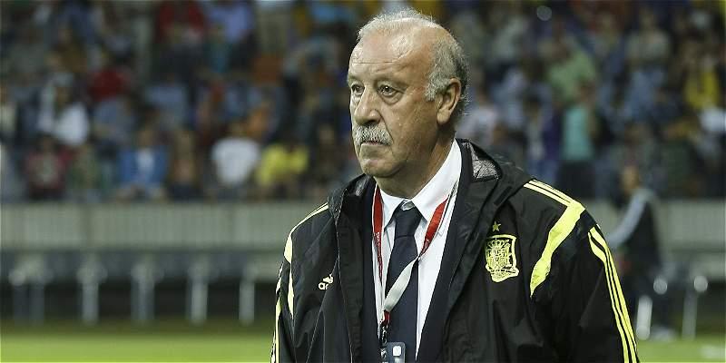 Del Bosque, el primer técnico en dirigir 100 partidos con España