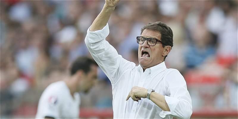Fabio Capello dejó de ser el entrenador de la selección de Rusia