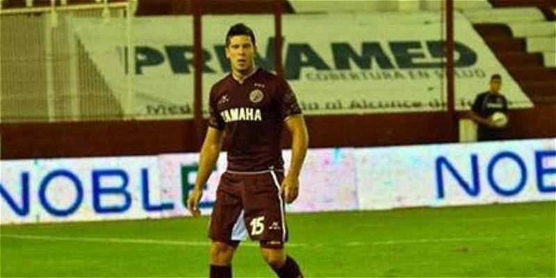 Murió Diego Barisone, futbolista de Lanús, en un accidente de tránsito