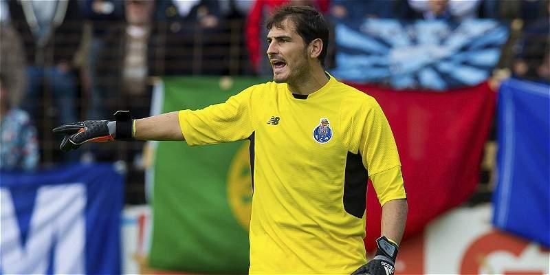 Presidente del Porto defiende a Casillas y censuró a Mourinho