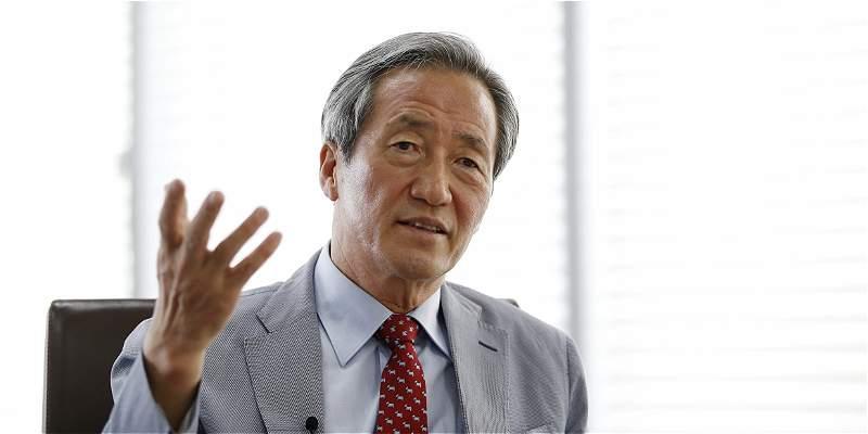 El surcoreano Chung Mong-joon será candidato a presidencia de la Fifa
