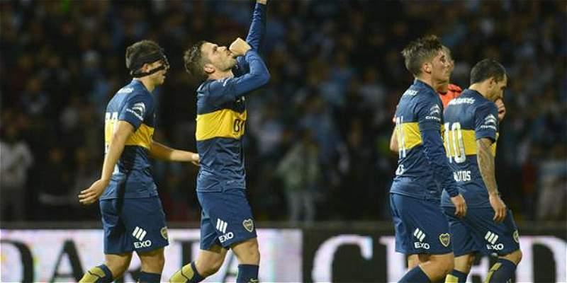 Boca quiere mantener el liderato en Argentina frente a Unión