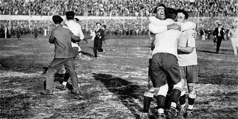 Se cumplen 85 años desde que Uruguay ganó el primer Mundial