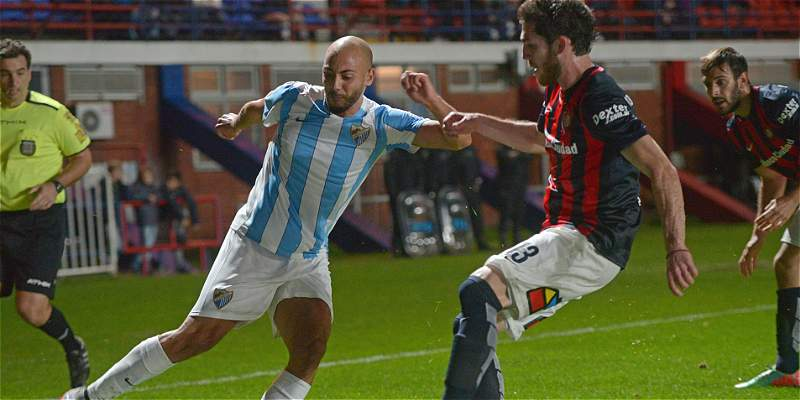 Málaga perdió por penales con San Lorenzo en la Copa Euroamericana