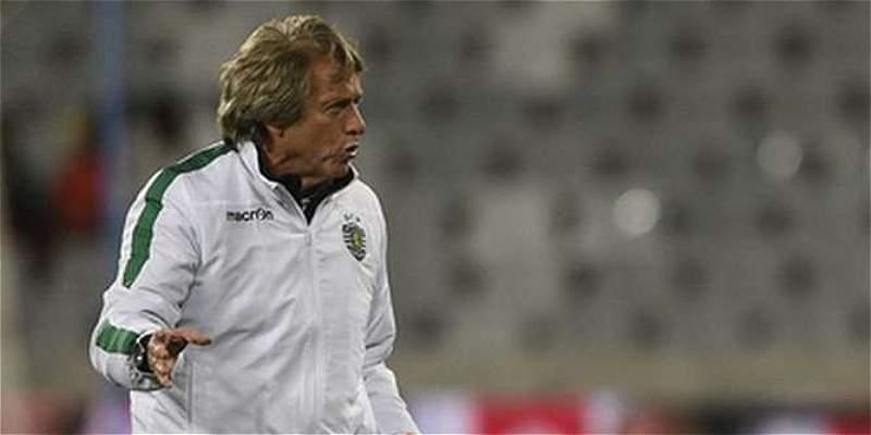 Técnico de Sporting espera 35 goles de \'Teo\' Gutiérrez y Fredy Montero