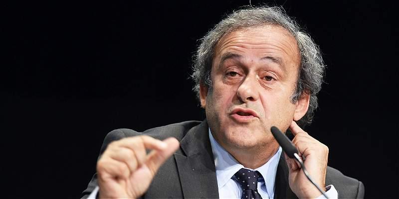 Platini, primer exjugador que puede ser presidente de la Fifa