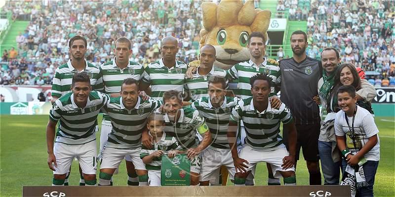 Con participación de \'Teo\' y Montero, Sporting venció 2-0 a Roma