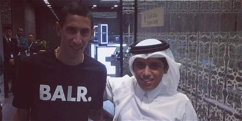 Di María ya está en Doha para pasar la revisión médica con el PSG
