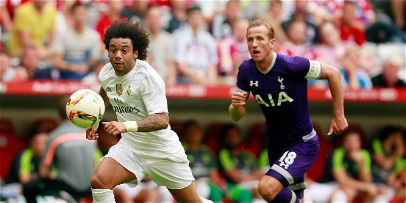 Minuto a minuto del triunfo de Real Madrid 2-0 sobre Tottenham
