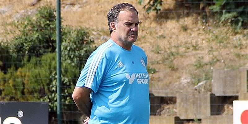 Marsella está pendiente de si Marcelo Bielsa continuará como DT