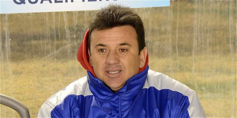 Bolivia confirmó a Julio César Baldivieso como su nuevo técnico