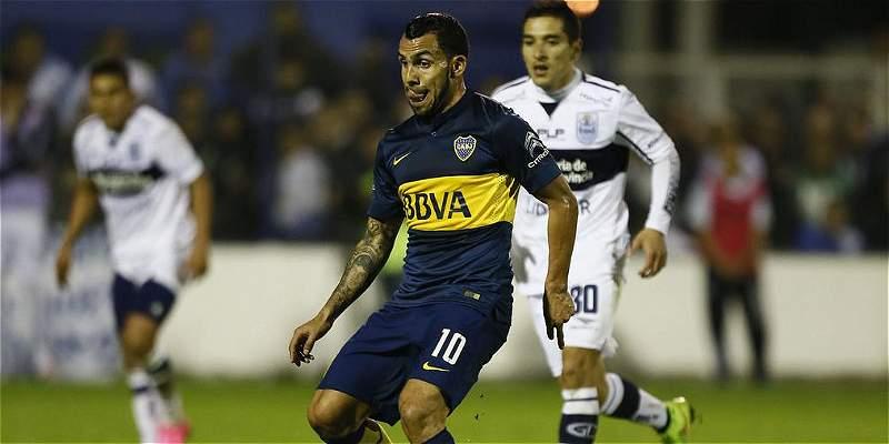 Boca le ganó 1-2 a Gimnasia y se mantuvo como líder en Argentina