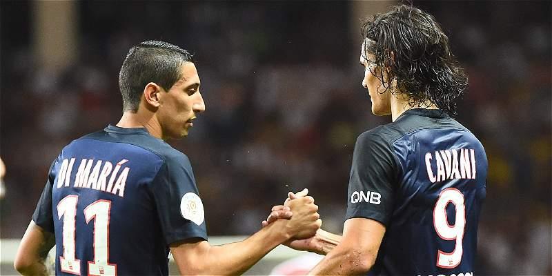 PSG goleó a Mónaco 0-3 y sigue con su racha perfecta en Francia