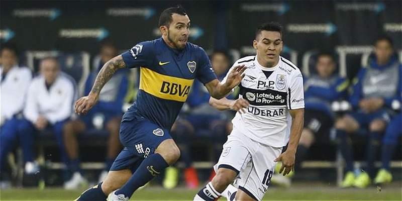 Boca, único líder del torneo después del empate de San Lorenzo