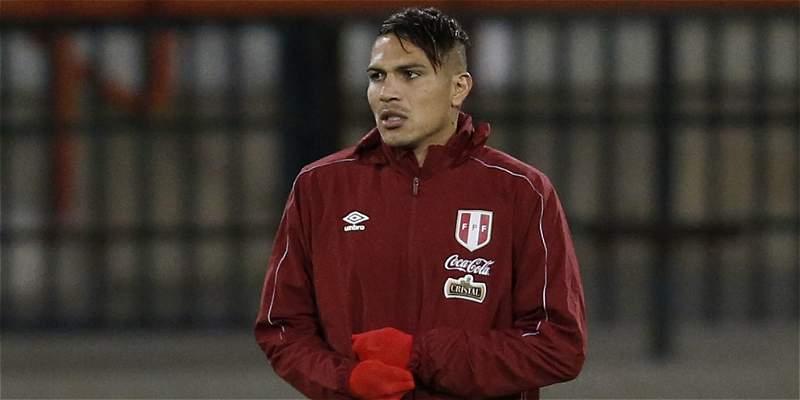 Paolo Guerrero Perú