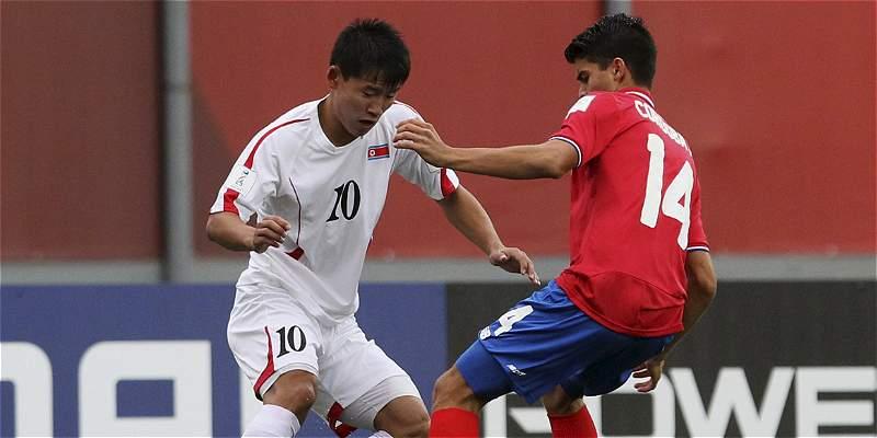 En Mundial Sub-17: Costa Rica avanzó a octavos; Paraguay quedó afuera
