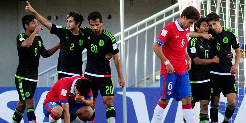Costa Rica, Brasil, Ecuador y México, a cuartos de final del Sub-17