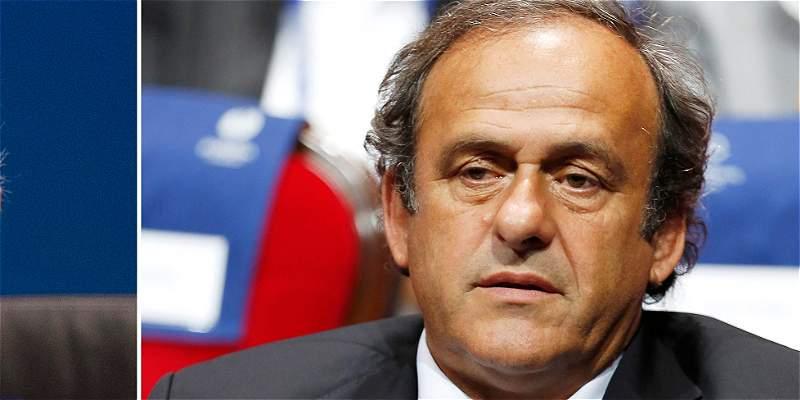 Comité de Ética de la Fifa pide expulsión de por vida para Platini