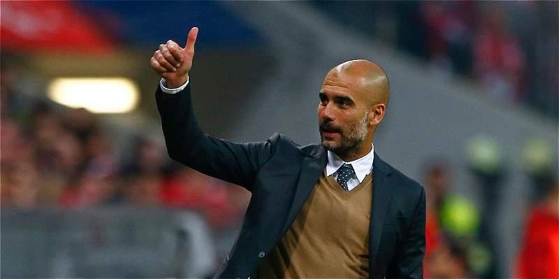 En España elogian a Guardiola por su módulo de juego con el Bayern
