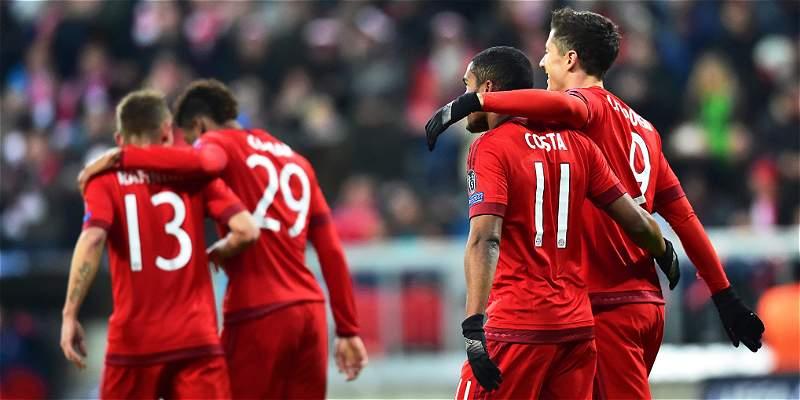 Bayern vs. Hertha, el duelo más atractivo de la fecha en la Bundesliga
