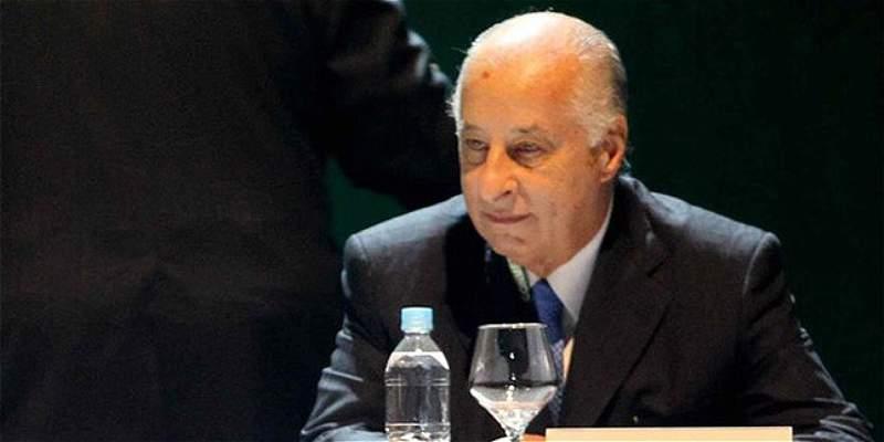 Marco Polo del Nero renunció a su cargo en el Comité Ejecutivo de Fifa