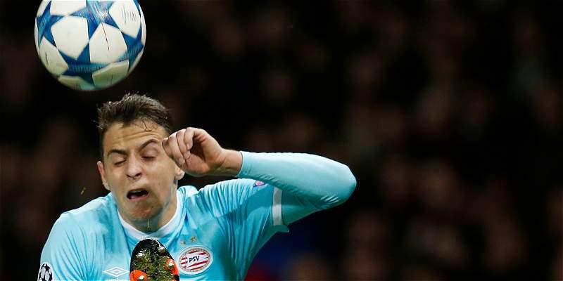 El PSV de Arias se enfrenta al modesto AZ Alkmaar, en la Eredivisie