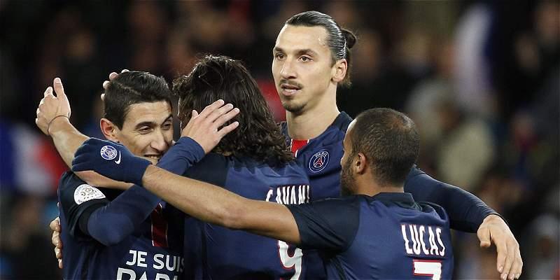PSG no cree en nadie en la Liga de Francia: venció 4-1 al Troyes