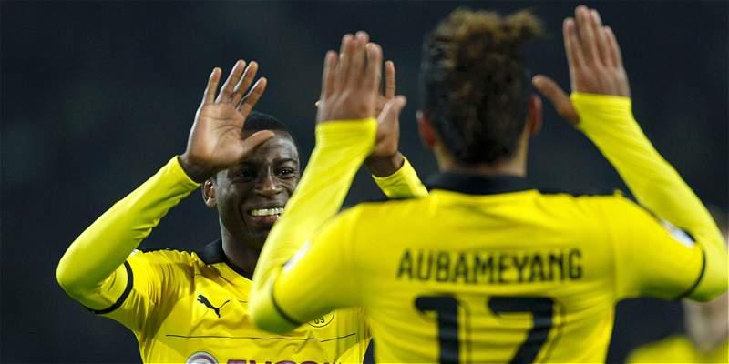 Ramos dio una asistencia en la victoria de Borussia sobre Stuttgart