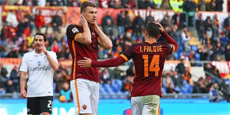 Roma no pudo en casa con el Atalanta y cayó 0-2, en la Serie A