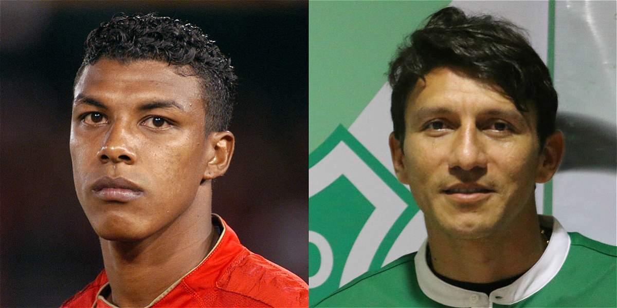 Futbolistas Colombianos En Venezuela Otras Ligas