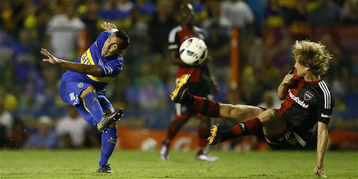Boca llegará a Palmaseca motivado: goleó 4-1 a Newell's Old Boys