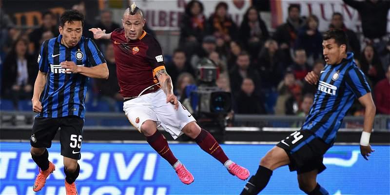 Resultado de imagen de Inter  1-1  Roma
