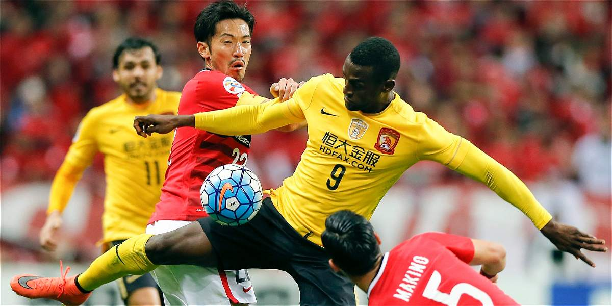 Guangzhou Evergrande, de Jackson, eliminado de la Champions asiática