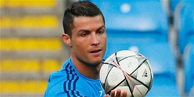 Médico portugués indica que Cristiano Ronaldo debe parar 18 días