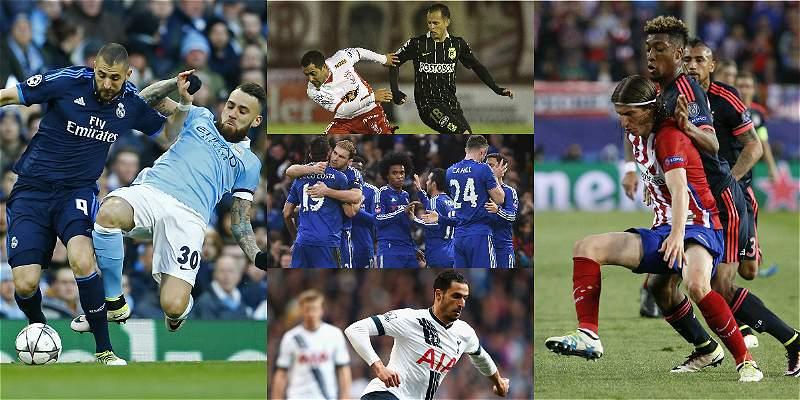 La agenda futbolera: 48 partidos a seguir en el planeta fútbol