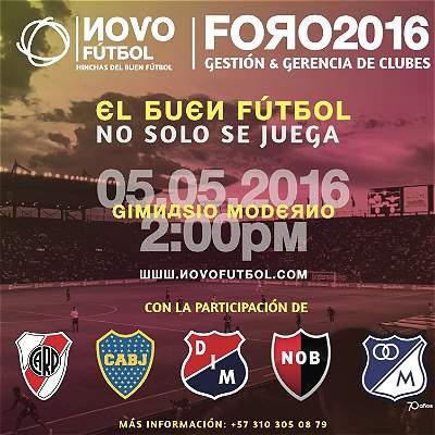 Afiche Novo Fútbol