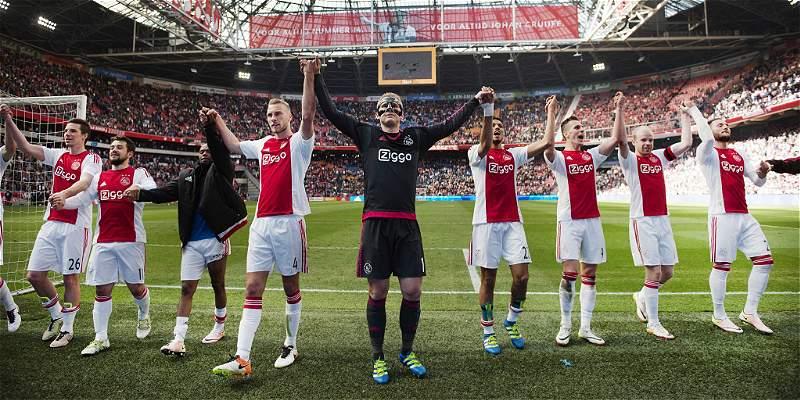 Ajax tiene el título de Holanda en una mano: PSV espera arrebatárselo