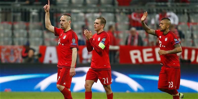 Bayern, a curar las heridas y definir la Bundesliga contra Ingolstadt