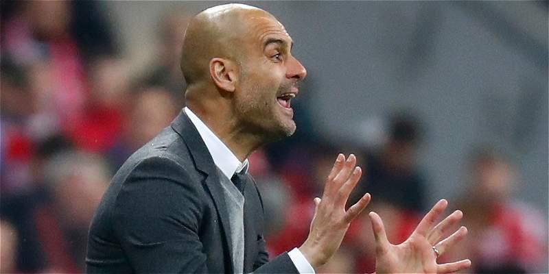 Guardiola se quejó de \'topos\' en el Bayern: \
