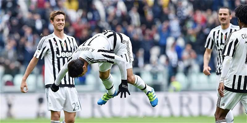 El campeón Juventus visita a Verona; Nápoles y Roma siguen su lucha