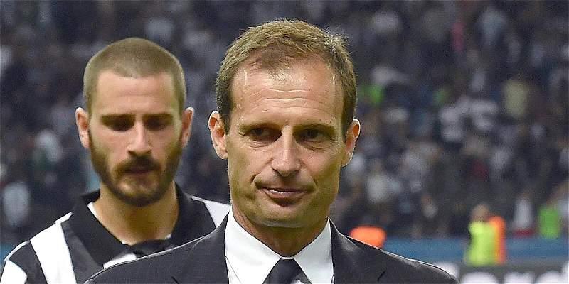 Massimiliano Allegri renovó su contrato con Juventus hasta 2018
