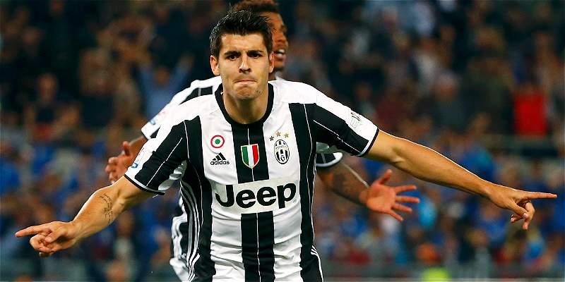 Cuadrado y Juventus se coronaron campeones de la Copa de Italia
